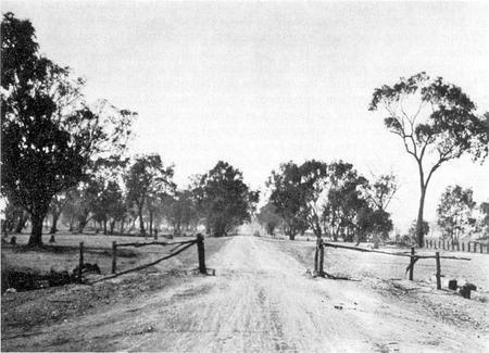 Benalla, Victoria, Australia in 1914