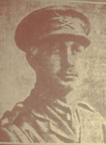 Profile picture for Major Frederick William Leek