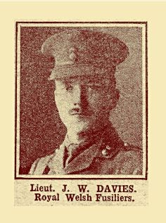Profile picture for John Wesley Davies