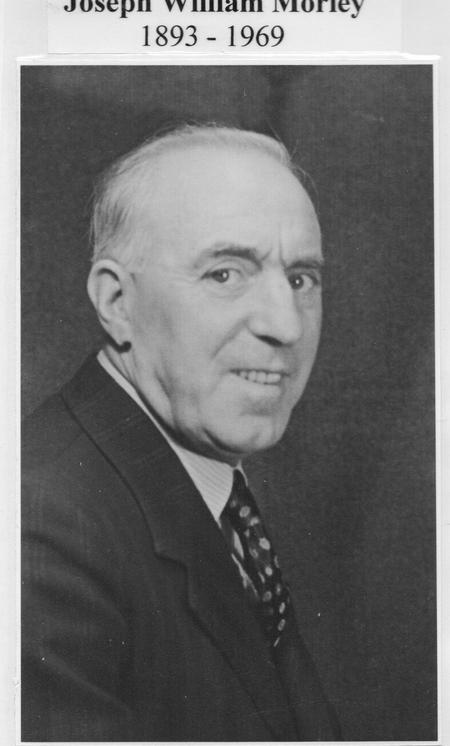 Mr Joseph Morley