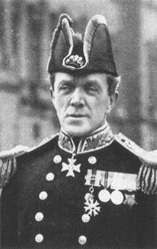 Profile picture for Frederick Charles Doveton Sturdee
