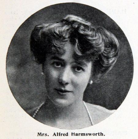 Profile picture for Mary Elizabeth Harmsworth