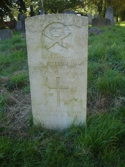 Profile picture for William Millington