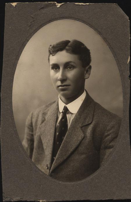 Profile picture for Allan Frederick Green