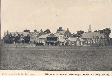 Blundell's