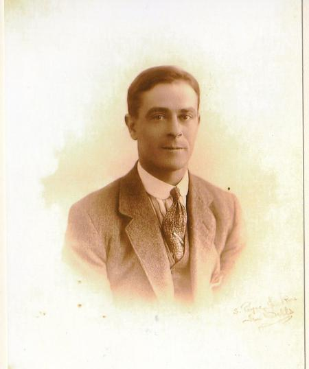 Profile picture for Edward G Woodgate