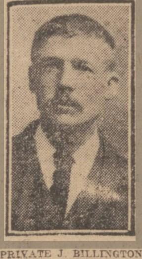 Profile picture for John Henry Billington
