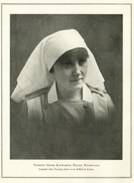 Profile picture for Katherine Maud Macdonald