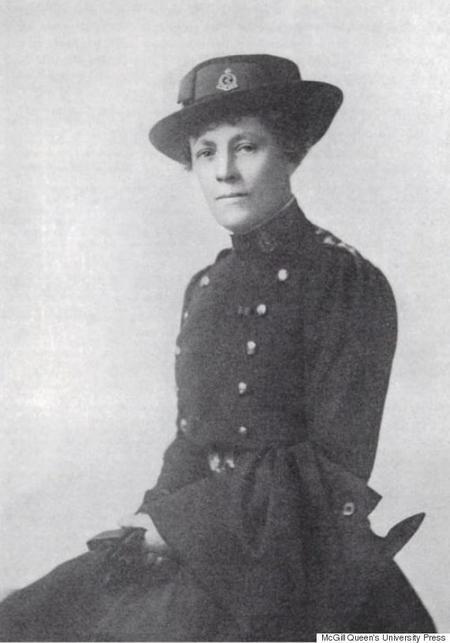 Profile picture for Margaret Clotilde Macdonald
