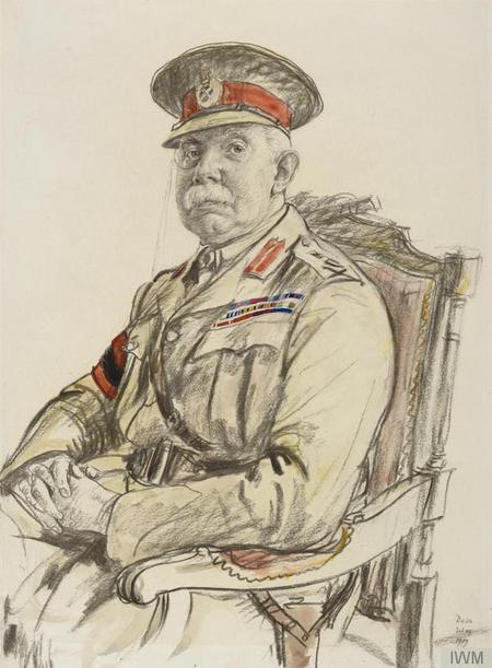 General Sir Herbert Charles Onslow Plumer