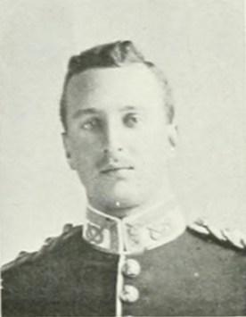 Profile picture for Cecil Francis Crousaz