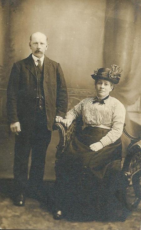 Walter's parents