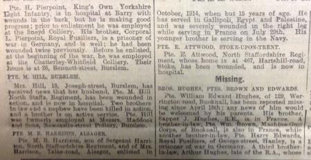 Weekly Sentinel 1918