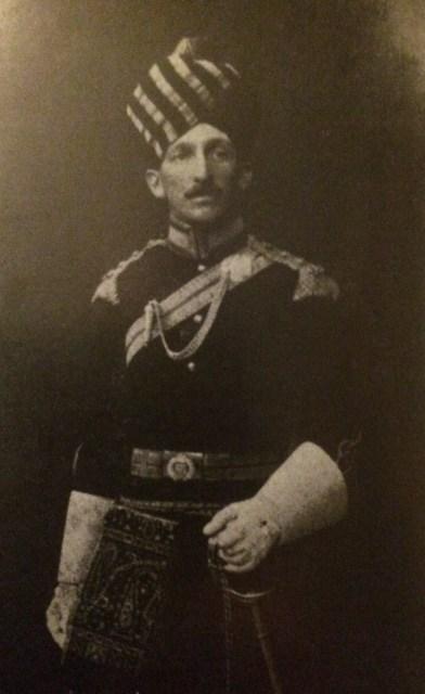 Profile picture for Roland William Wrigley Grimshaw
