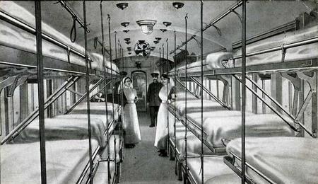 No:23 Ambulance Train