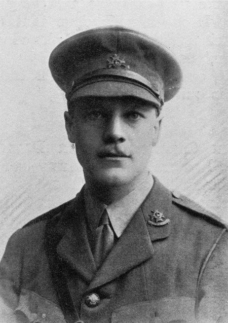 Profile picture for Hubert Edmund Backhouse