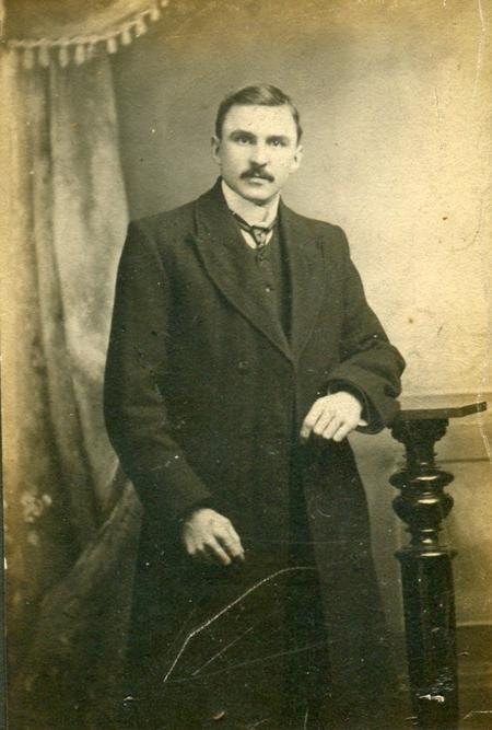 Profile picture for Frederick Gustav Craft