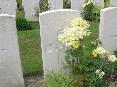 Henry's Grave