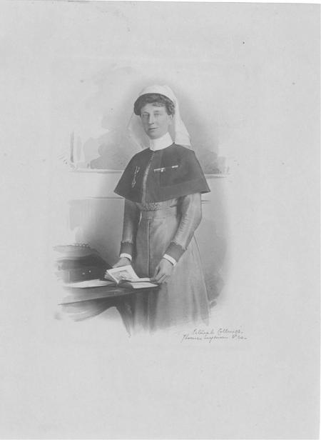 Profile picture for Ethel Hope Becher, Gbe, Rrc And Bar