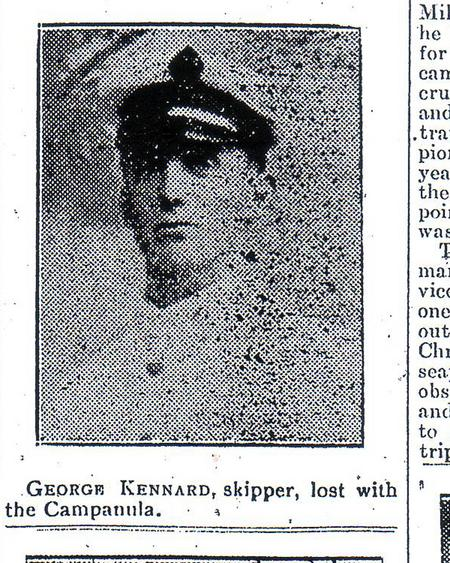 Profile picture for George Kennard