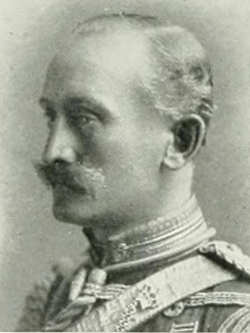 Profile picture for John Alexander Halliday
