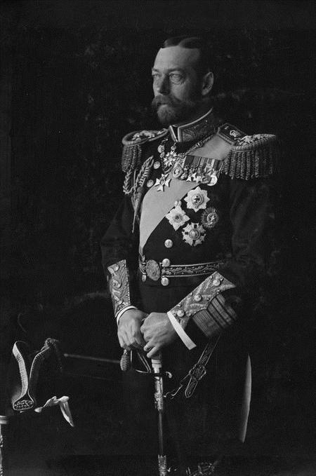 Profile picture for George Frederick Ernest Albert Prince Of Wales Later King George V