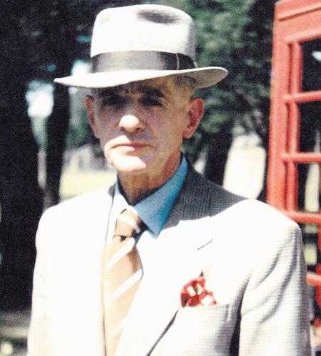 Profile picture for John Edward Kissick