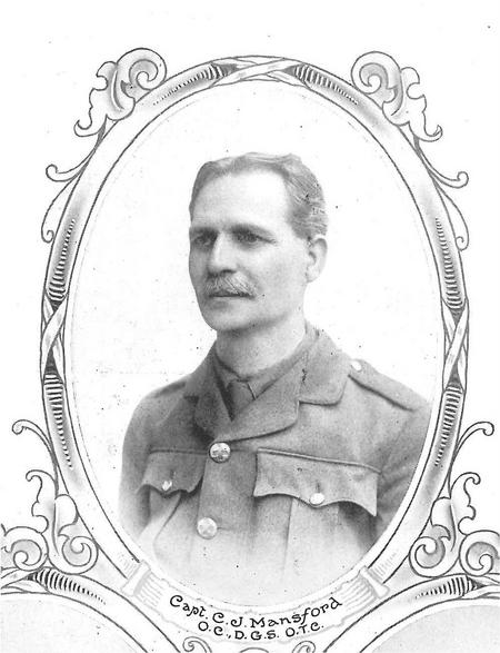 Profile picture for Charles Jodrell Mansford