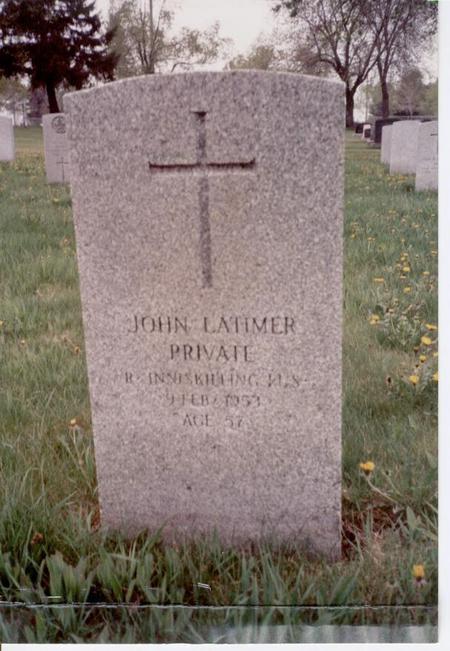 Profile picture for John Latimer