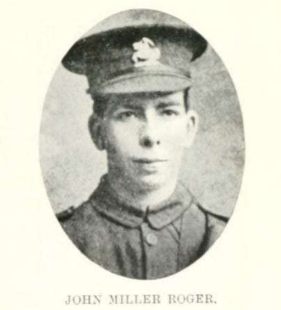 Profile picture for John Millar Roger