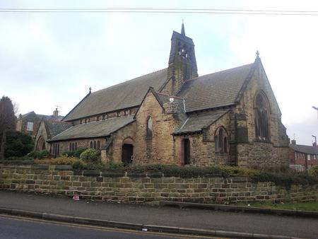 St James Woodhouse Sheffield