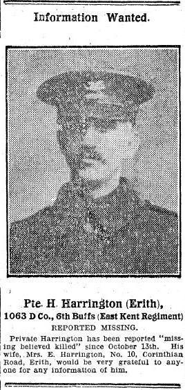 Herbert Frank Archibald Harrington