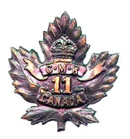 11th Canadian Mounted Rifles