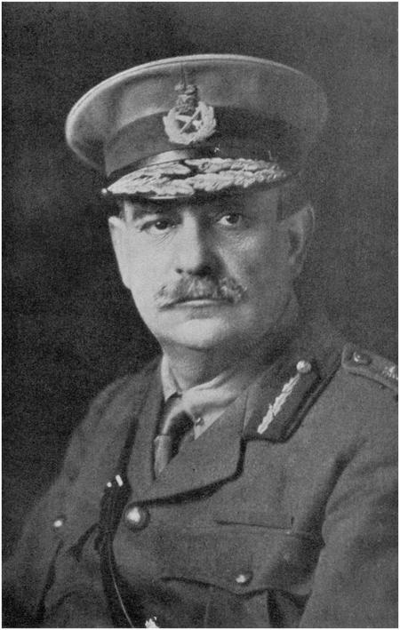 Sir John Monash K.C.B., V.D.