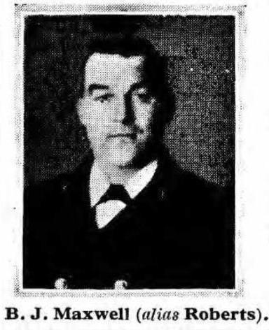 Profile picture for Bertram Jesse Elberts Maxwell