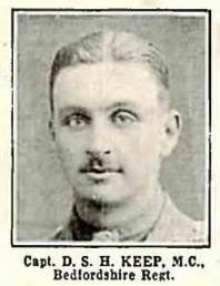 Profile picture for Douglas Scrivener Howard Keep