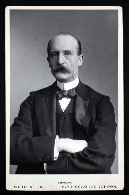 Profile picture for Hay Frederick Donaldson