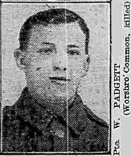Profile picture for Walter Padgett