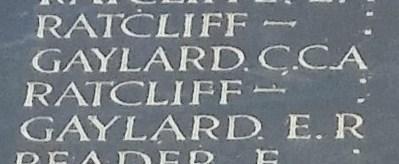 Birkenhead Cenotaph record