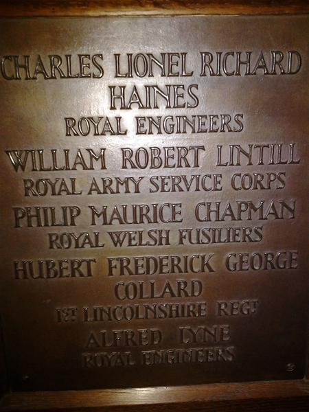 Profile picture for Philip Maurice Chapman