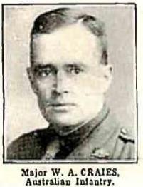 Profile picture for William Alexander Craies