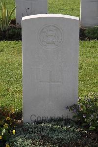 Brother's war grave