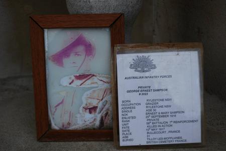 Profile picture for George Ernest Sampson
