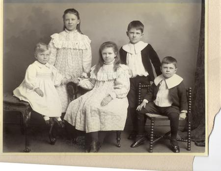 The Five Nugee Children