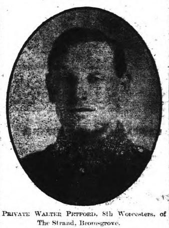 Profile picture for Walter Petford