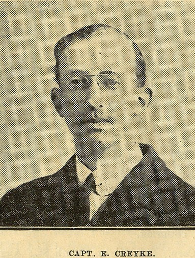 Profile picture for Edmund Ralph Creyke