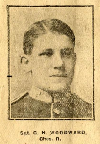 Profile picture for George Henry Woodward