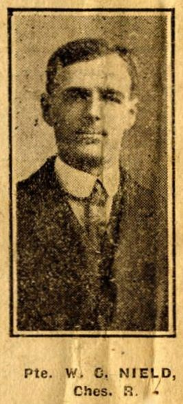 Profile picture for William Cecil Nield
