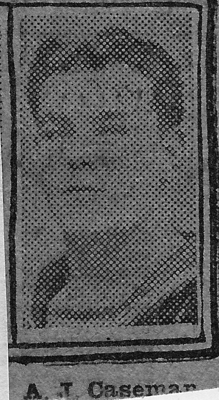 Profile picture for James Albert Caseman