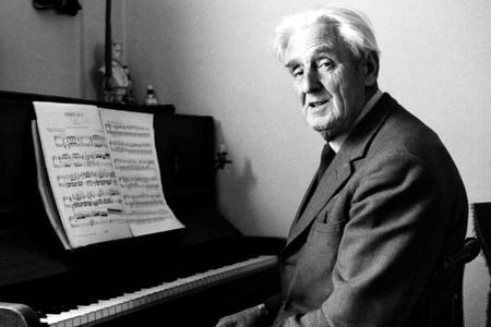 Albert Henry Wells aka Bert at his piano
